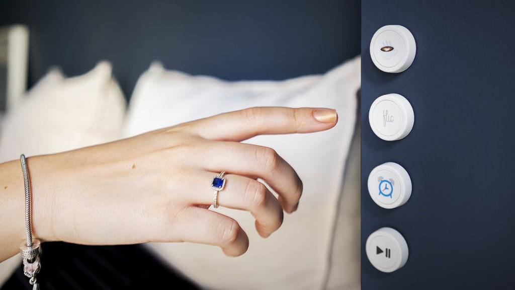 Flic 2 Smart Home Buttons Starter Kit