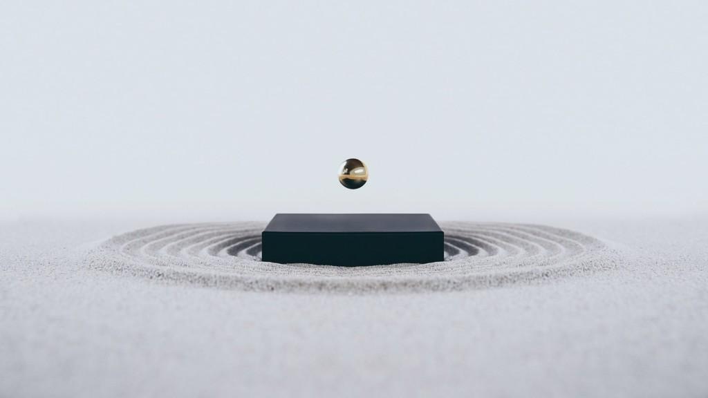 Flyte Buda Ball Levitating Sphere