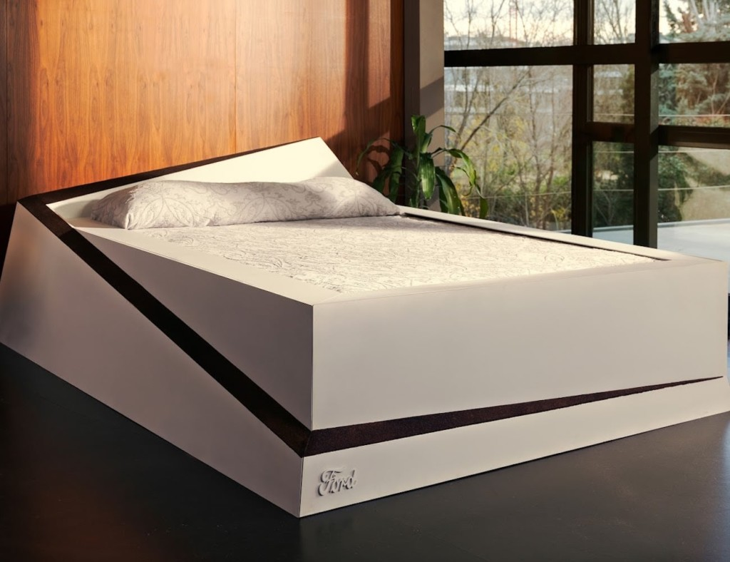 Ford Smart Lane-Keeping Bed