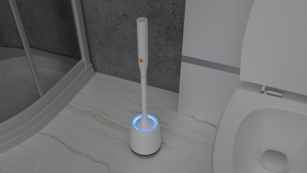Good Papa Smart Toilet Brush