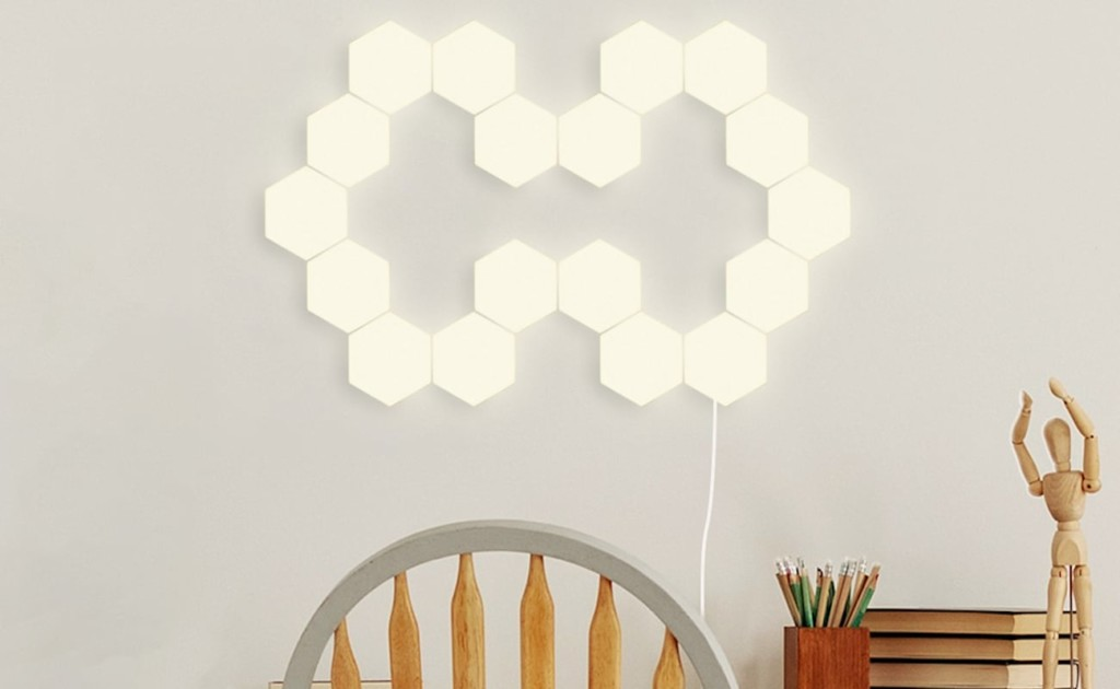 Helios Touch Sensitive Wall Lighting
