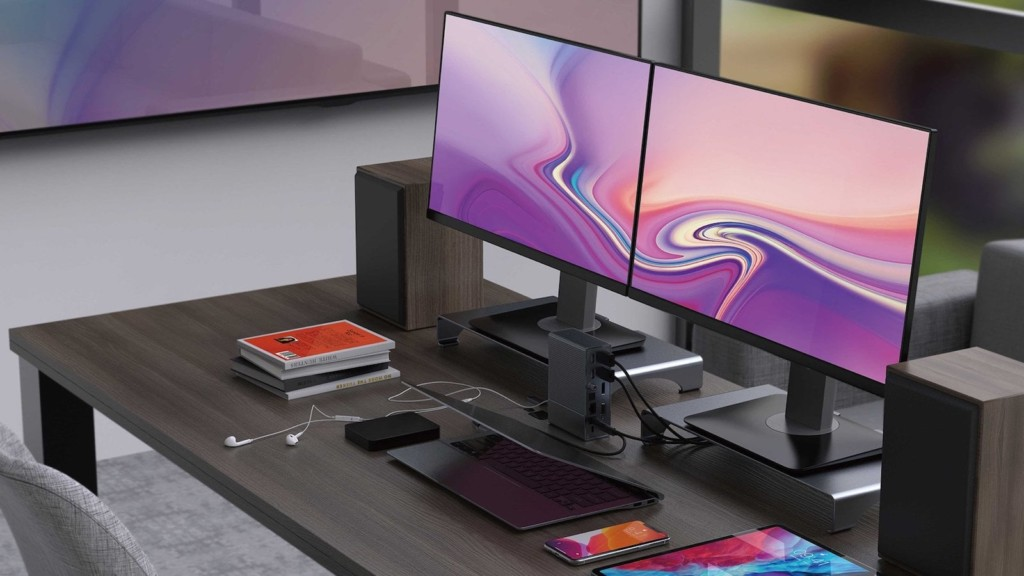 HyperDrive GEN2 USB-C docking station