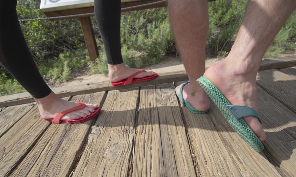 Impact Footwear IMPACT F1 flip-flops