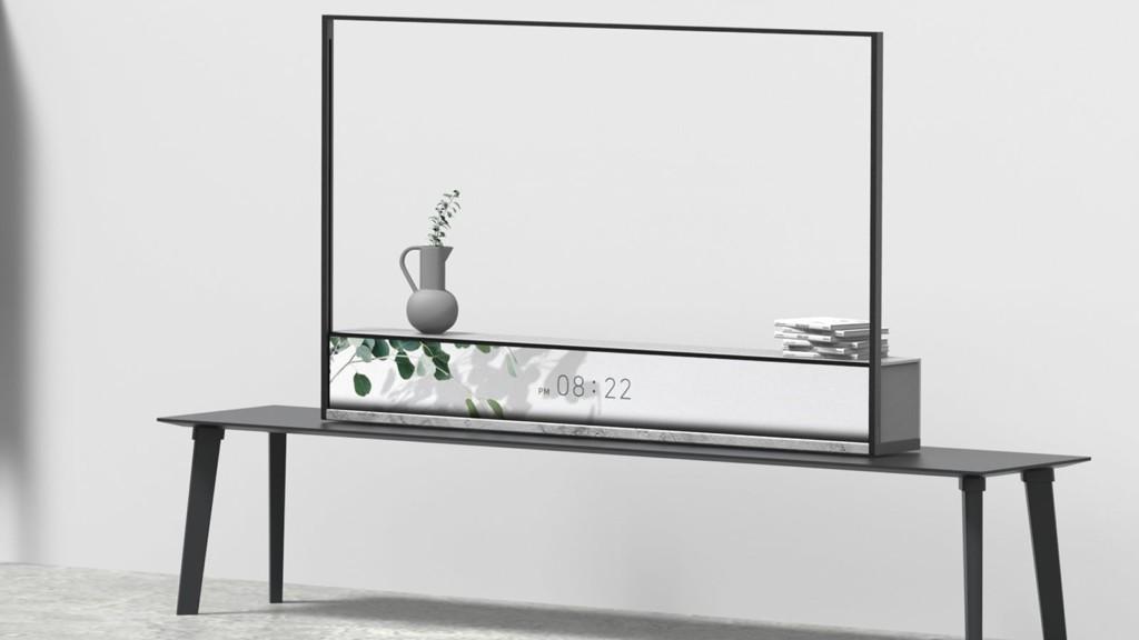 Joonhyuk Hong Rollean concept TV