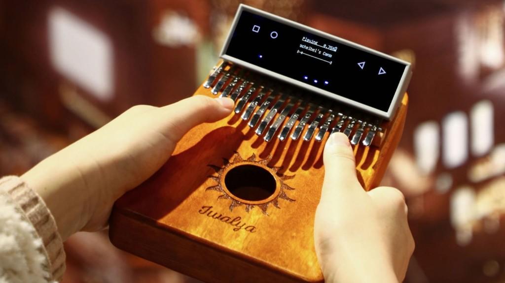KalimbaGo thumb piano