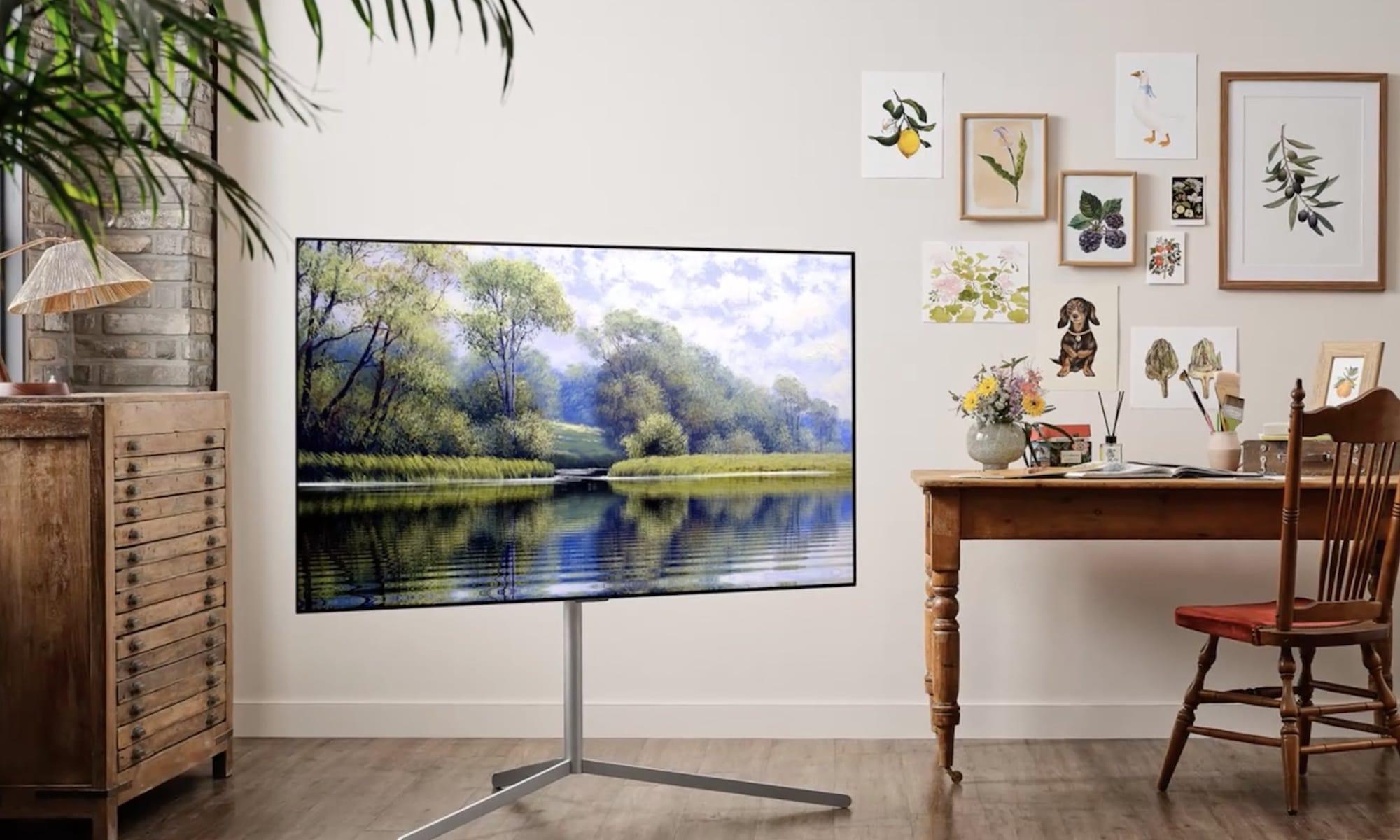 LG G1 Series OLED evo televisions