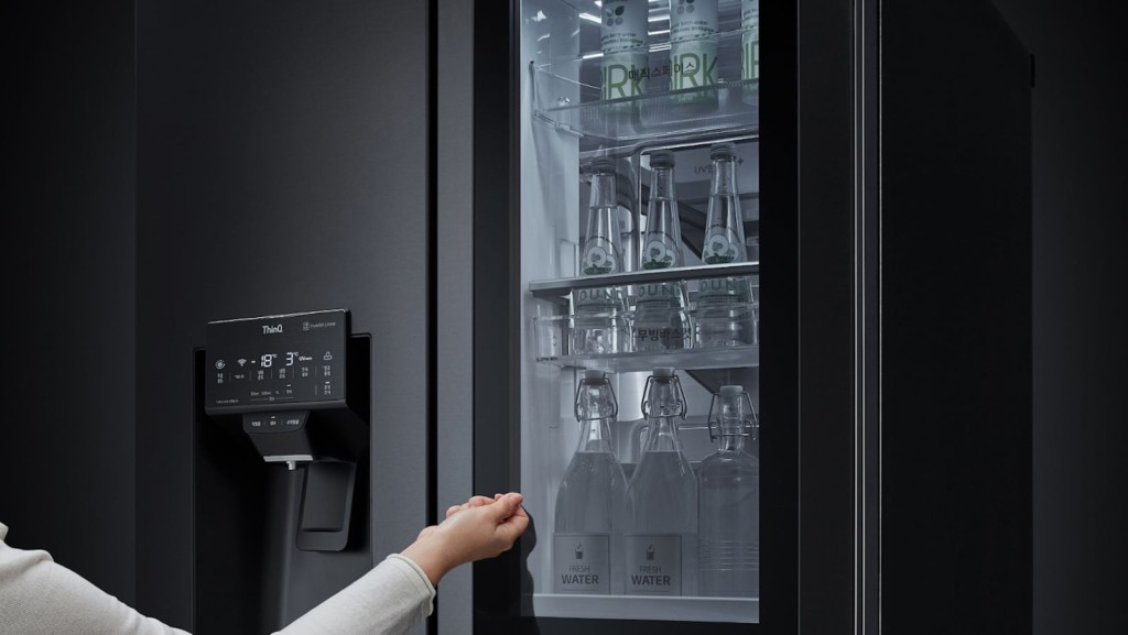 Time-saving gadgets for the kitchen LG InstaView refrigerator 2021 series
