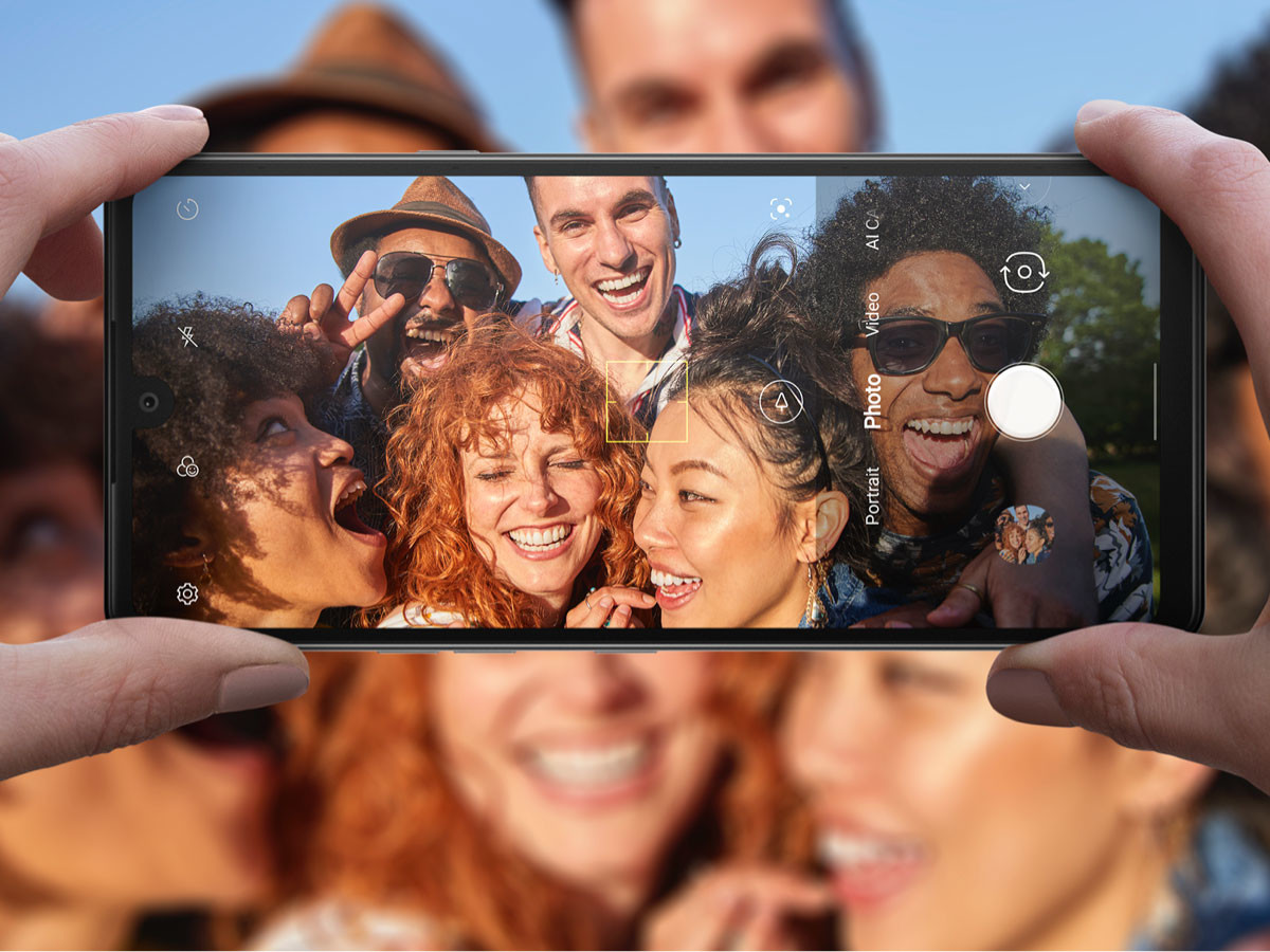 LG Stylo 6 stylus phone has a 6.8″ FHD+ FullVision display