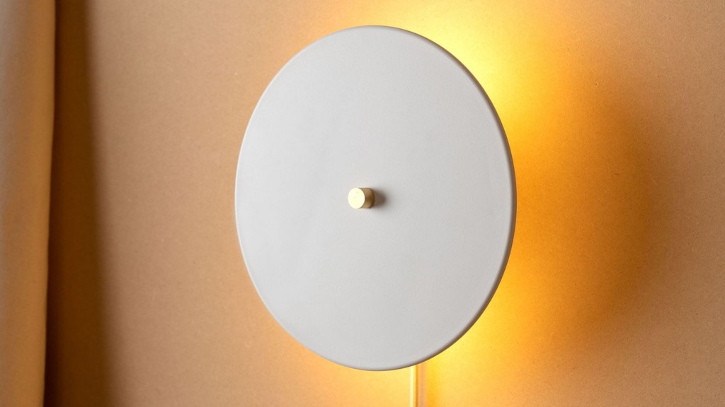 Lamel Sconce and Hardwired minimalist home light