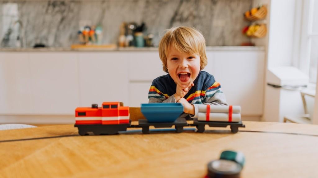 Smart Tech Toys that Support your Child's CreativityLoCoMoGo Train Coding Toy