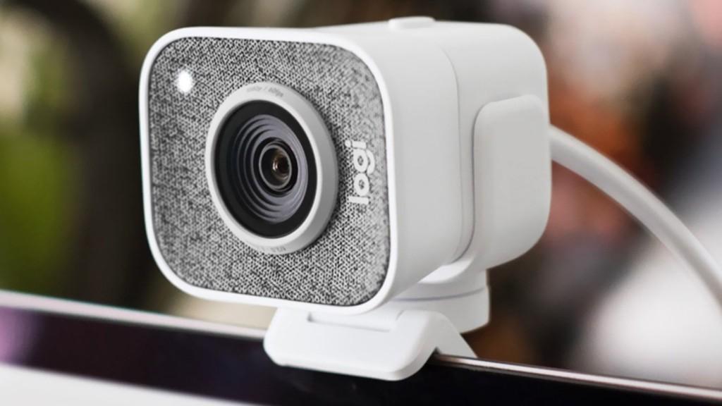 Logitech StreamCam broadcasting camera