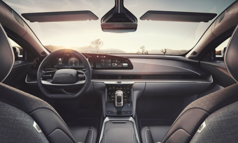 Meet Lucid Air EV—the first car with Dolby Atmos