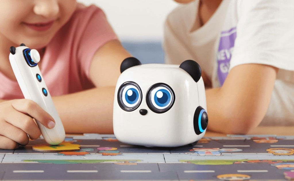 Which STEM toys should you buy your kids? Makeblock mTiny Early Childhood Robot