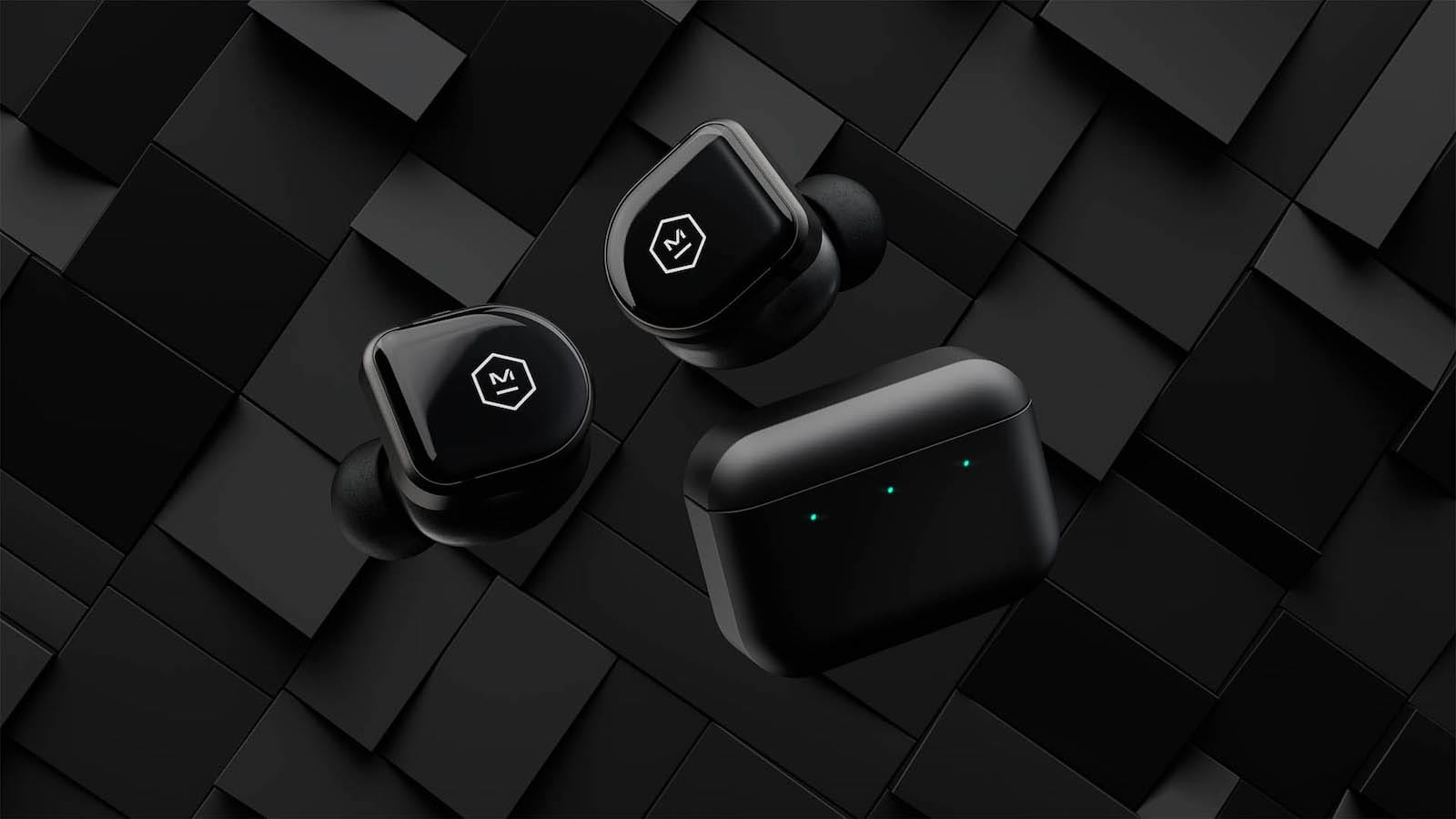 Master & Dynamic MW08 wireless earphones use larger drivers than their predecessors