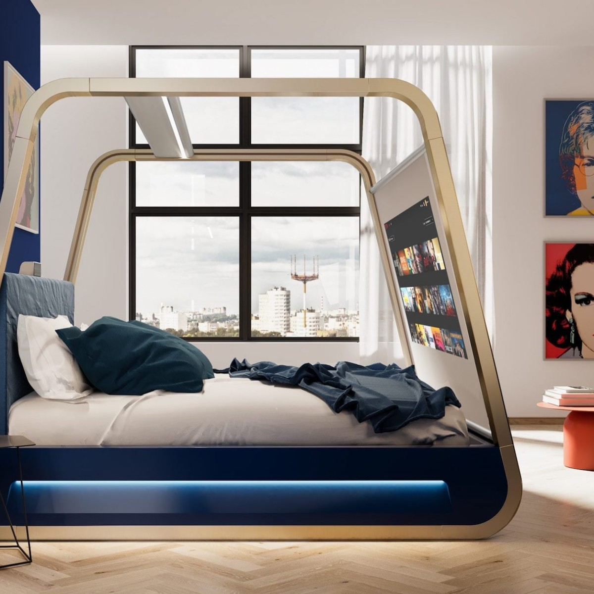 Mind-blowing gadgets for your bedroom thumbnail