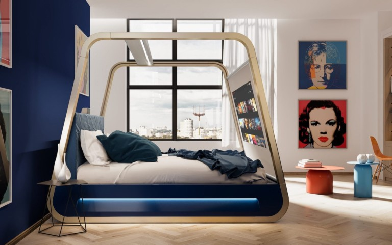 Mind-blowing gadgets for your bedroom