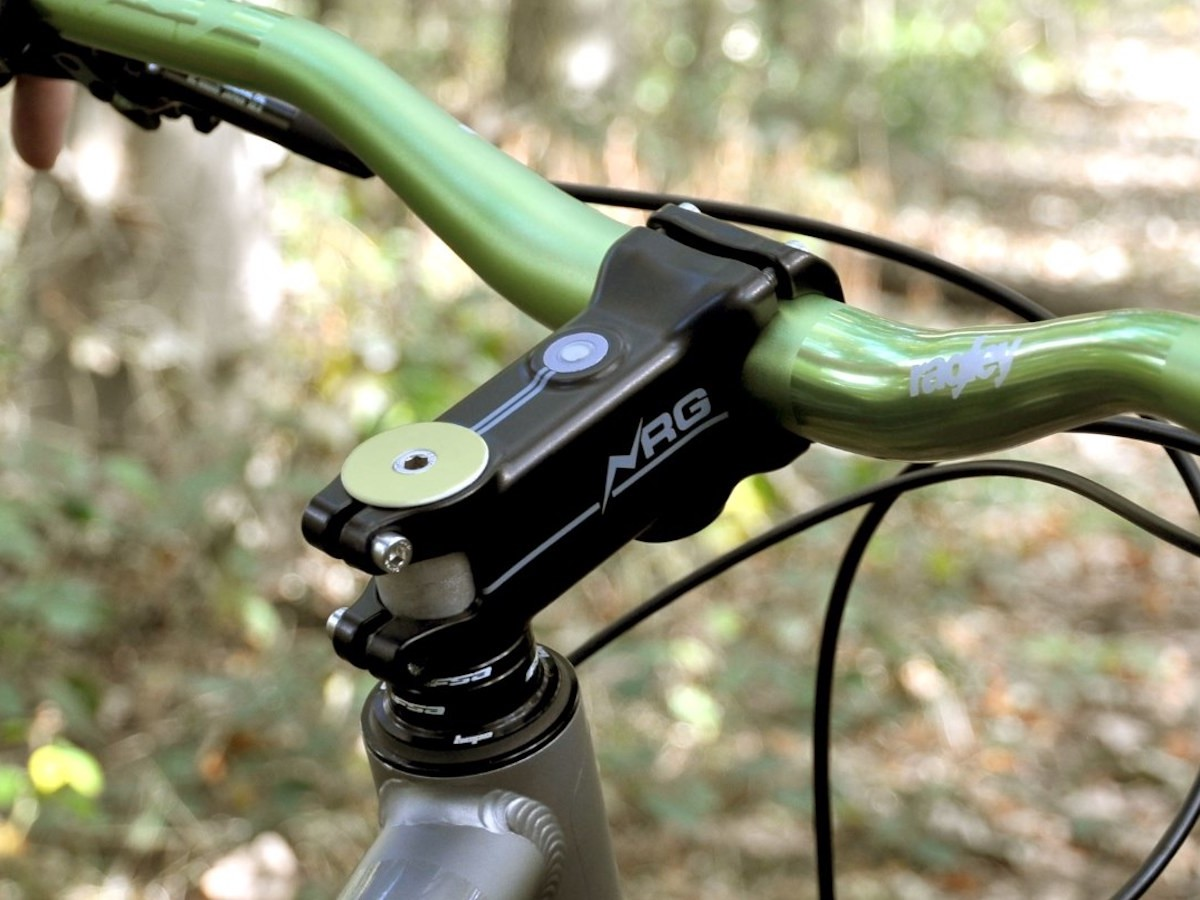 NRG Power Charging Bicycle Stem powers your devices while you ride