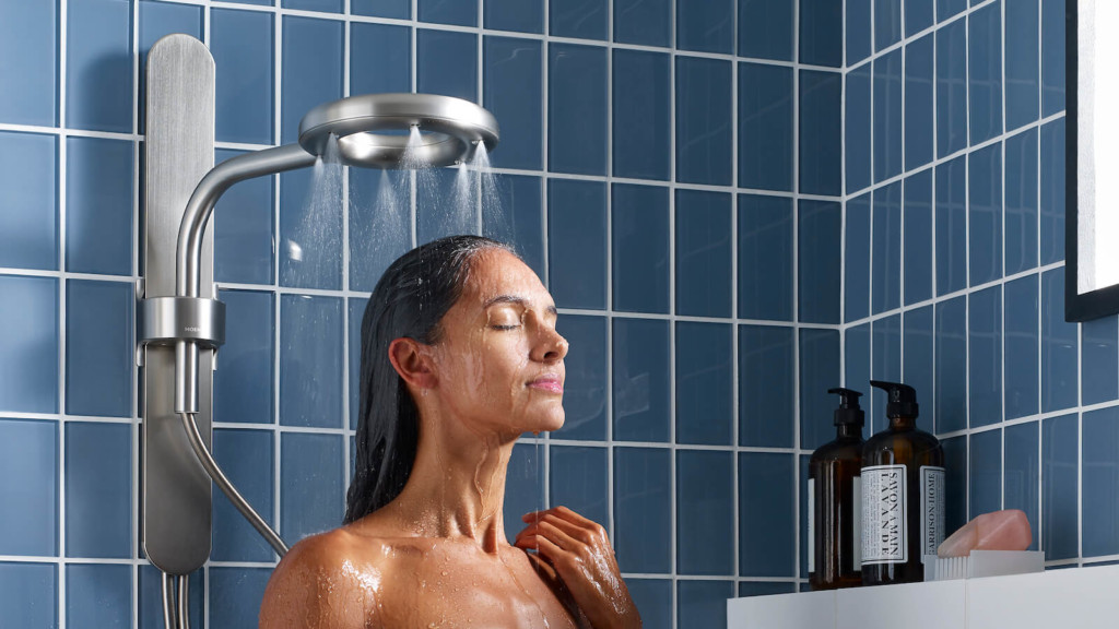 Make your bathroom futuristic with these smart gadgetsNebia by Moen adjustable shower head