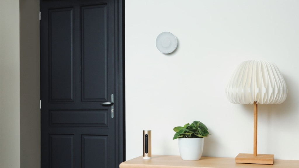 Netatmo Smart Indoor Siren