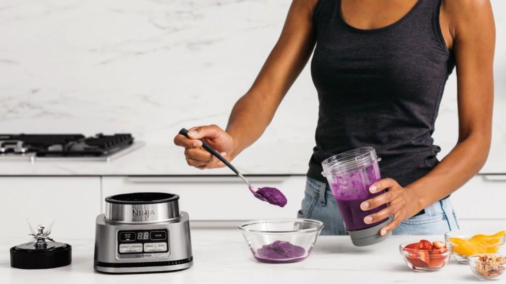 Time-saving gadgets for the kitchen Ninja Foodi Power Nutri DUO Blender smoothie maker