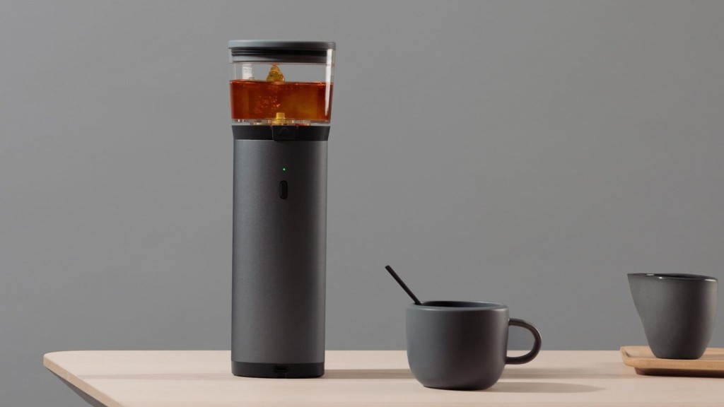 Osma portable coffee device