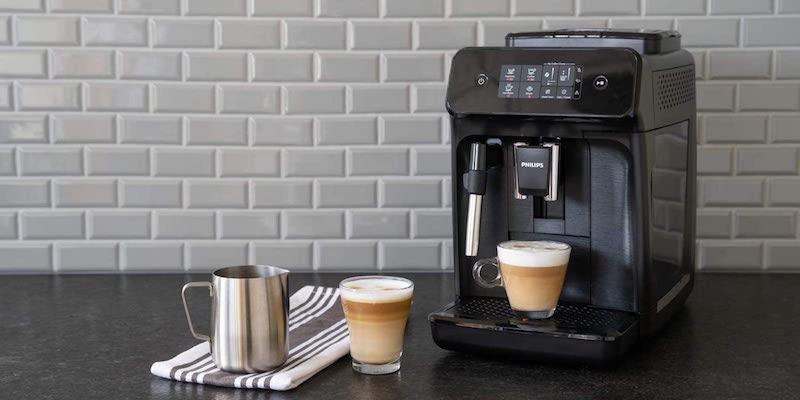 Philips Carina 1200 Series Programmable Espresso Machine