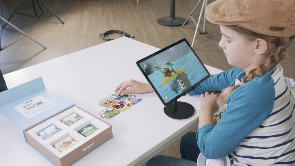 Smart Tech Toys that Support your Child's CreativityPick&Play storytelling and animation coding tool