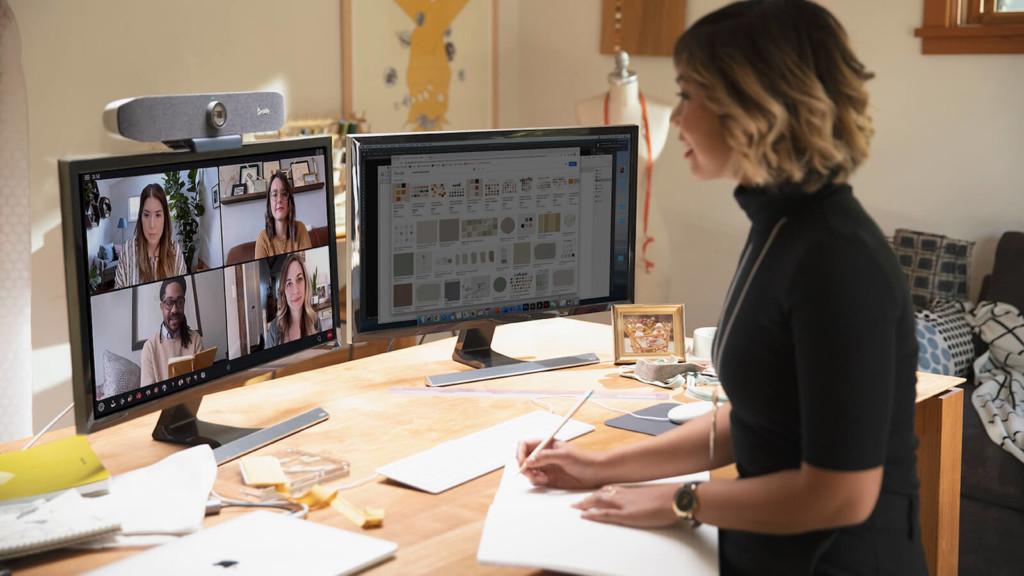 Poly Studio P15 videoconferencing bar