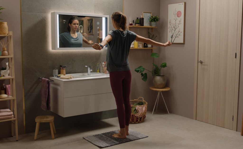 Home gadgets that are straight out of the futurePoseidon Smart Mirror