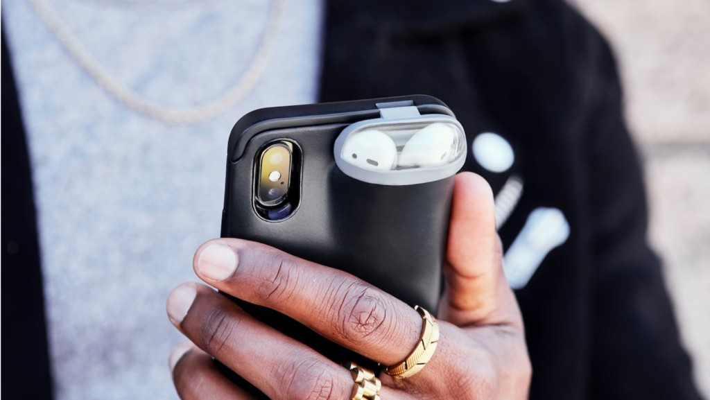 15 Coolest product designs that will make you go wow Power1 iPhone and AirPods case charger