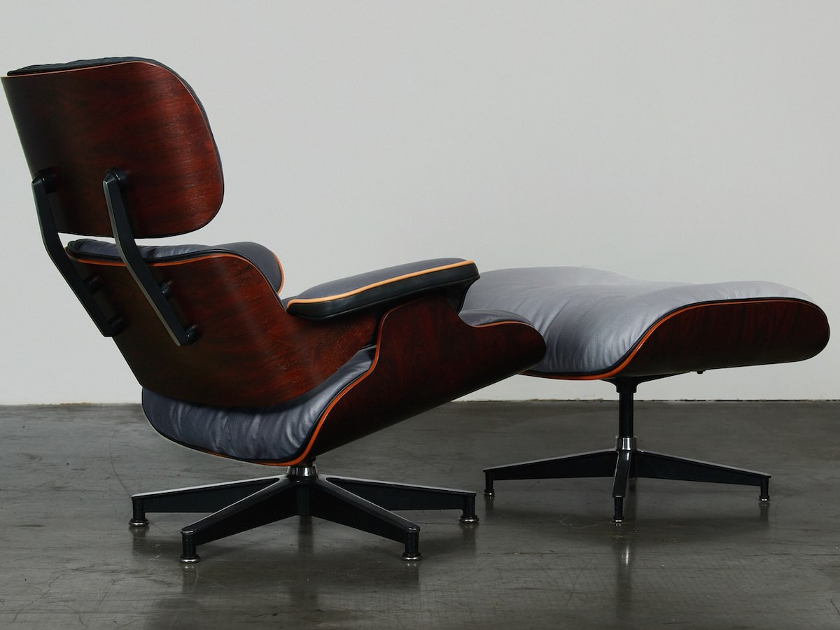 RAD X Parc Eames Chair restored MCM seat comes in a limited-edition series of three