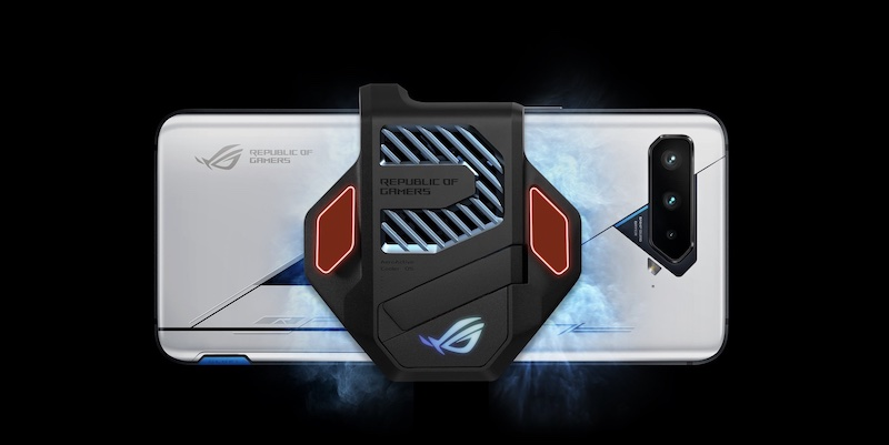 Asus is going big with gaming phones—meet the ROG Phone 5 Ultimate