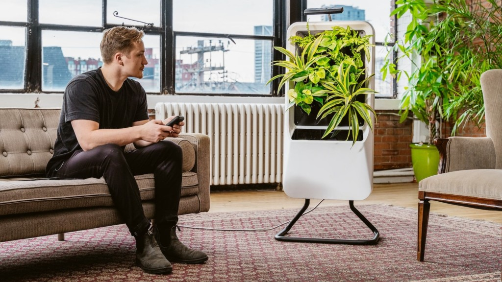 The Ultimate guide to the best living room gadgets you can buy Respira smart air-purifying garden