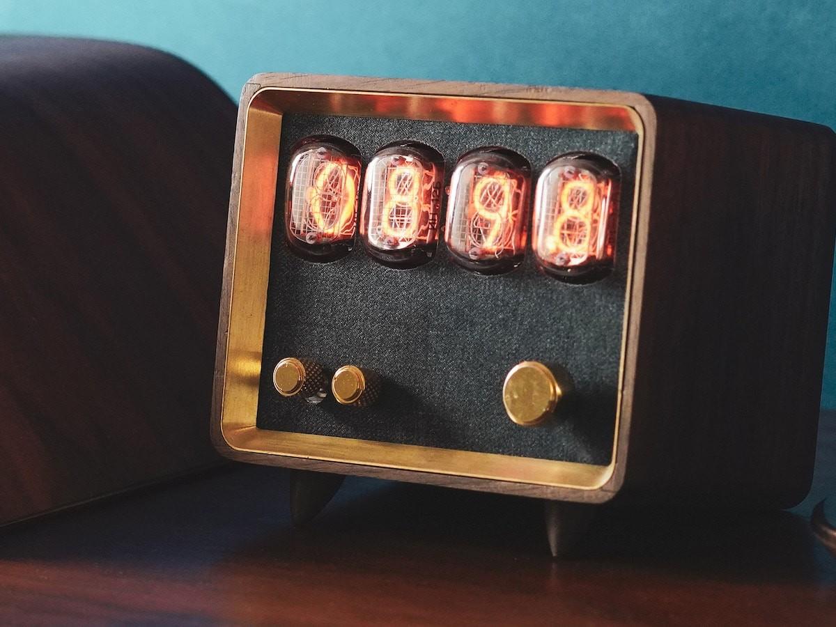 Retio retro radio speaker is a tribute to classic aesthetics