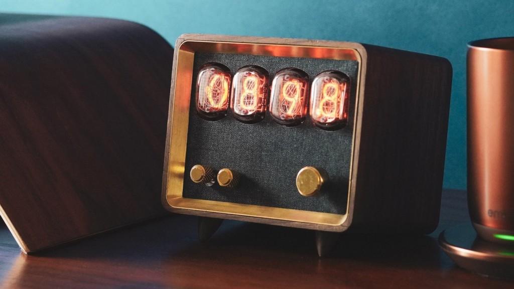 Retio retro radio speaker