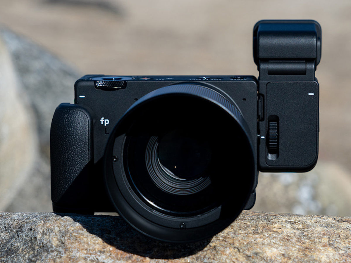 SIGMA fp L full frame mirrorless camera features the highest resolution 61 MP sensor from SIGMA yet