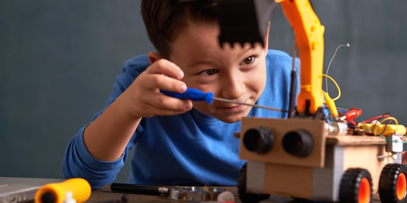 Which STEM Toys should you buy your child?
