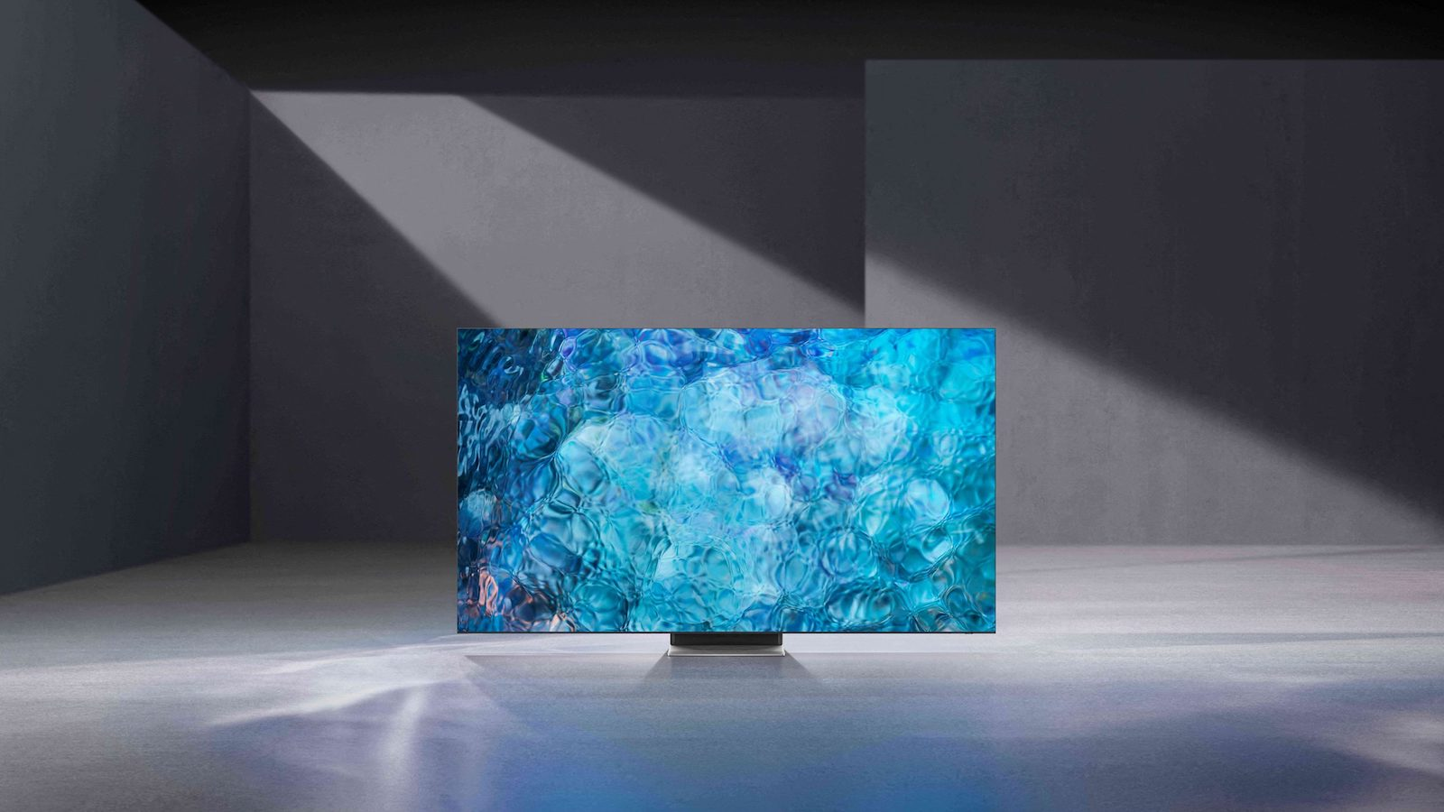 Samsung 2021 Neo QLED accessible TV lineup uses a new Quantum Mini LED light source