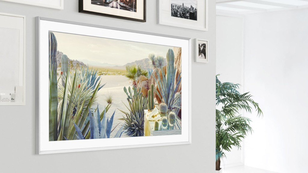 Cool gadgets to add to your 2021 wish list Samsung The Frame 2021 lifestyle TV