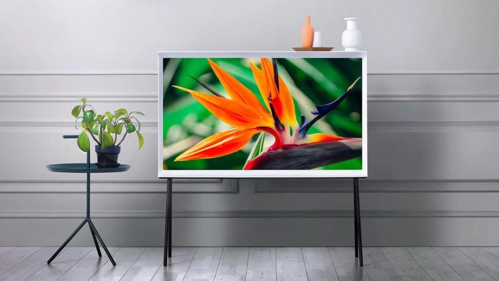 Samsung The Serif QLED Smart TV