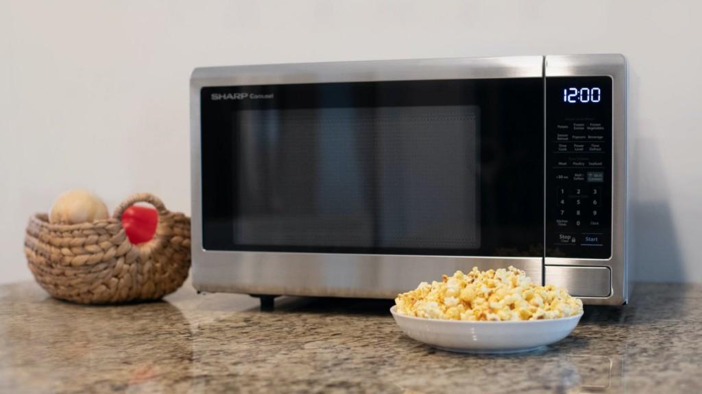 Sharp Smart Countertop Microwave Ovens