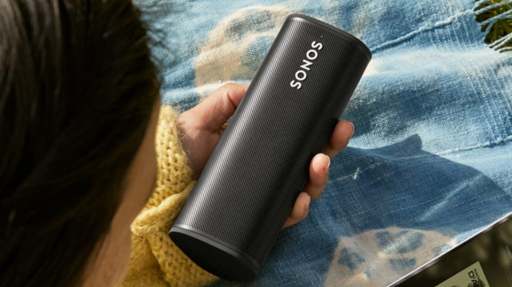 Cool gadgets to add to your 2021 wish list Sonos Roam portable speaker