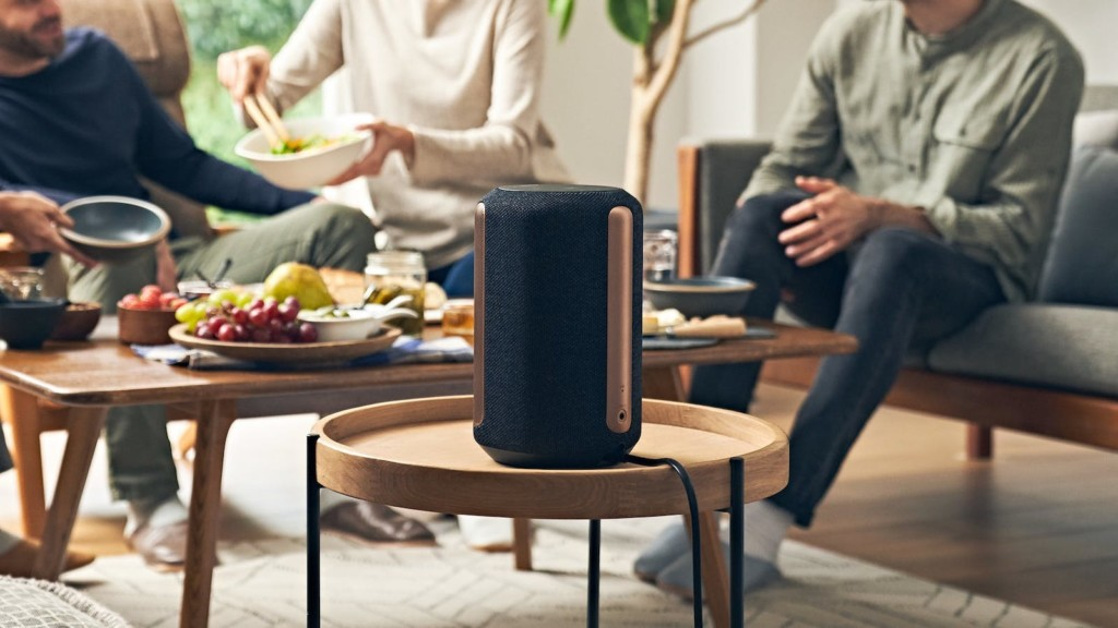 Cool gadgets to add to your 2021 wish listSony SRS-RA3000 wireless speaker