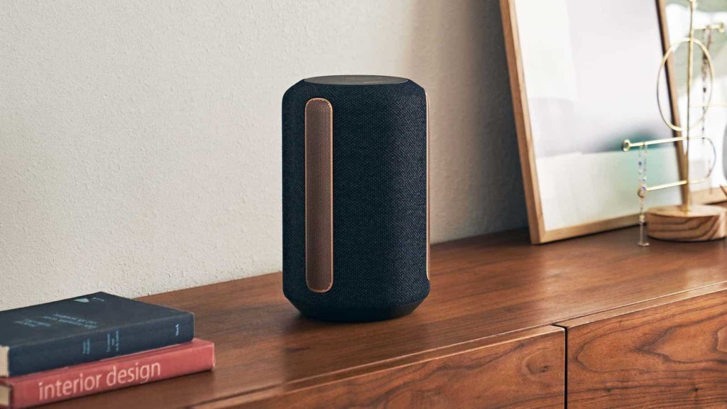 Cool gadgets to add to your 2021 wish list Sony SRS-RA3000 wireless speaker