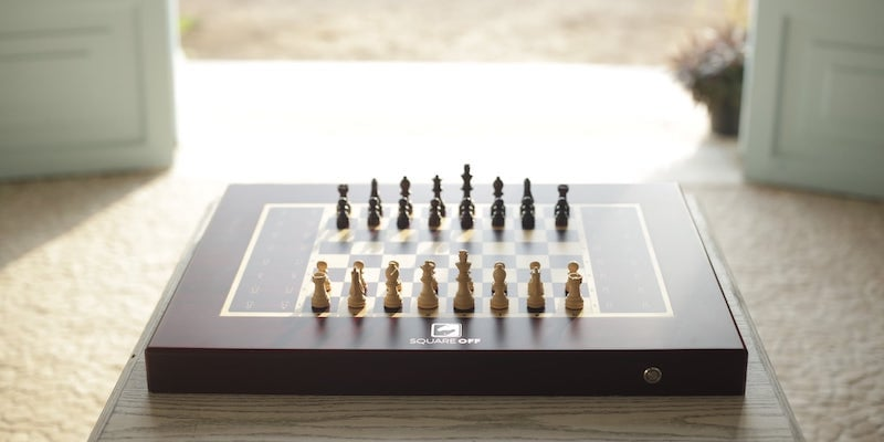 The best AI gadgets of 2021 to look forward to Square Off Grand Kingdom Set Smart AI Chessboard