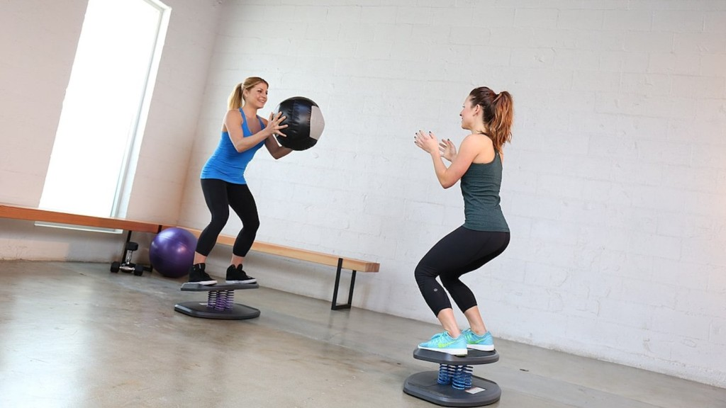 The best health and fitness gadgets out there StrongBoard Balance fitness stability tool