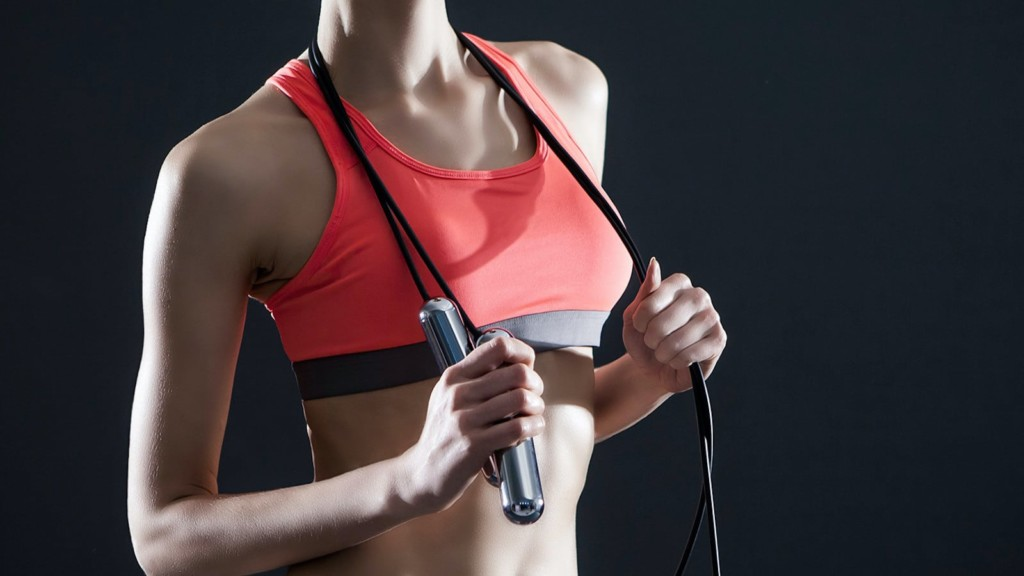 The best health and fitness gadgets out there TANGRAM SmartRope Rookie Smart Jump Rope