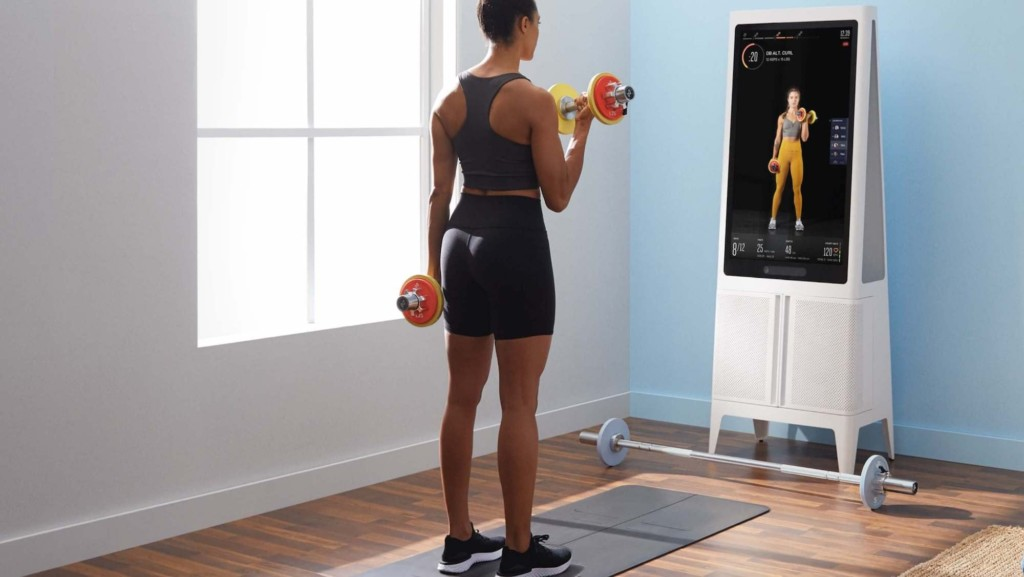 TThe best AI gadgets of 2021 to look forward to empo Studio AI Home Gym