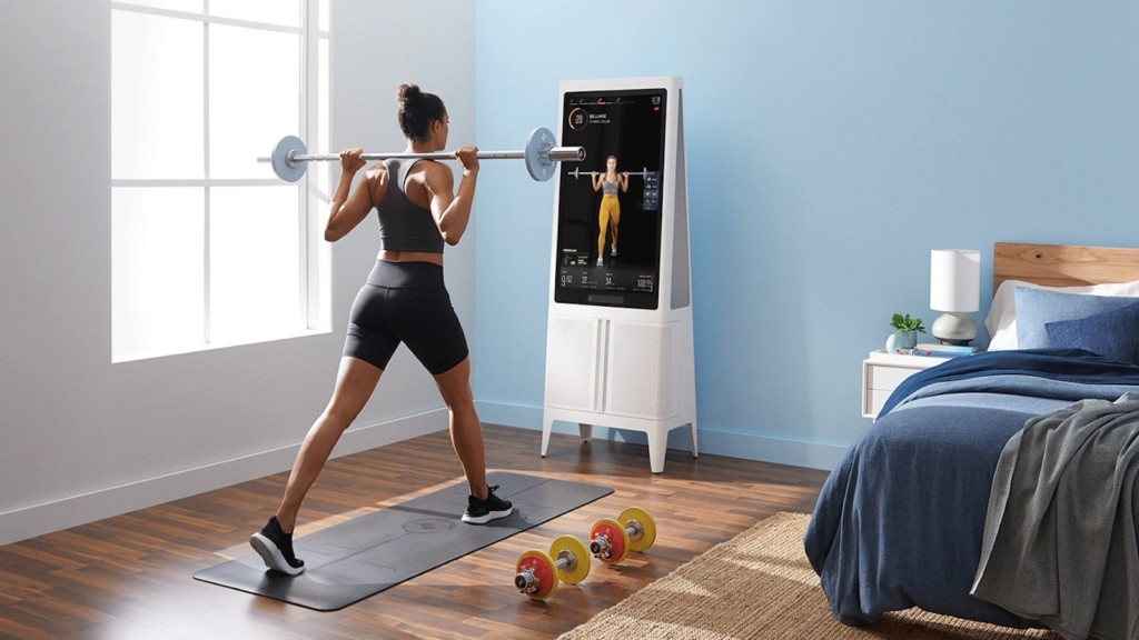 The best AI gadgets of 2021 to look forward to Tempo Studio AI Home Gym