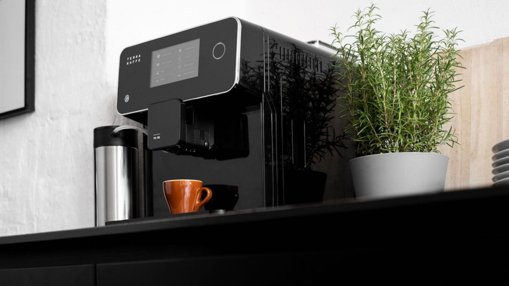 Terra Kaffe TK-01 coffee and espresso machine